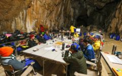 Voluntary Isolation for 40 Days in a Cave