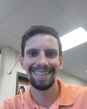 This is Mr. Comfort- Canyon Vistas Newest US History Teacher.